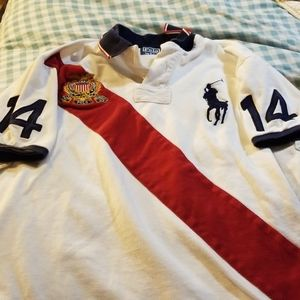 Polo by ralph lauren polo shirt. Xl